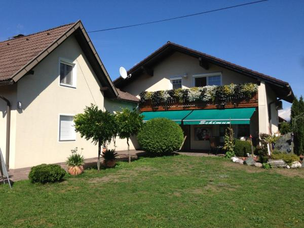 Φωτογραφίες: Ferienwohnung Schimun, Eberndorf