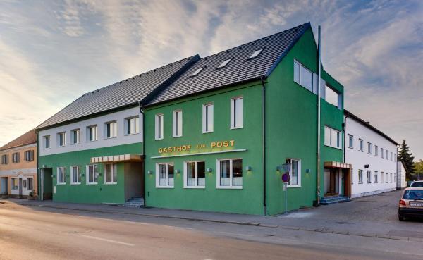 Zdjęcia hotelu: Hotel Zur Post, Illmitz