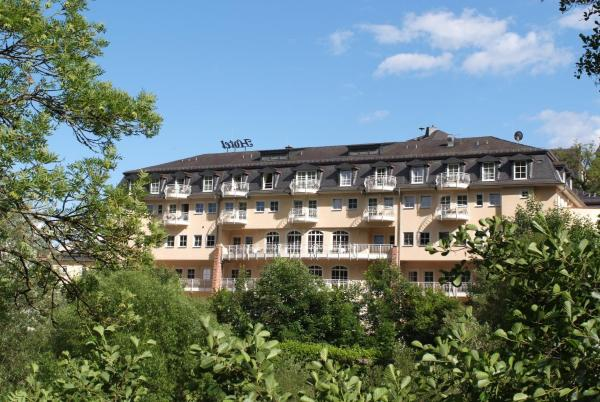 Hotelbilleder: Hotel Lahnschleife, Weilburg