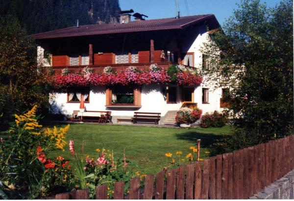 Fotografie hotelů: Haus Walch, Jerzens
