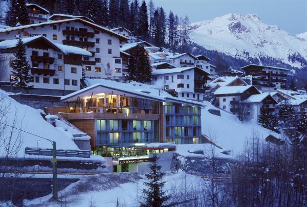 Foto Hotel: Hotel Lux Alpinae, Sankt Anton am Arlberg