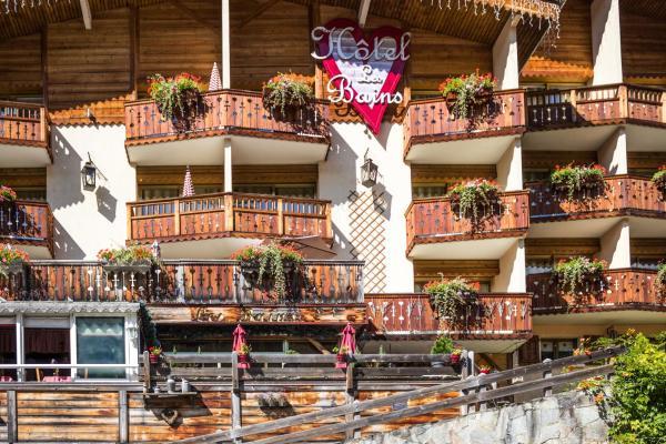 Hotel Pictures: Les Bains, Brides-les-Bains