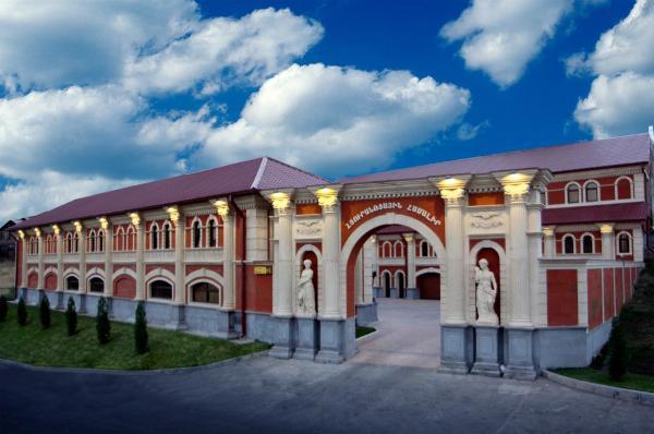 Fotografie hotelů: Hotel Roma & Tours, Jerevan