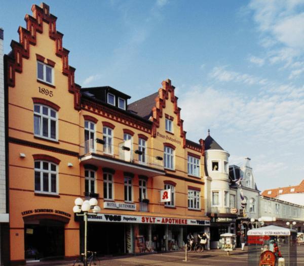 Hotel Pictures: Hotel Gutenberg, Westerland
