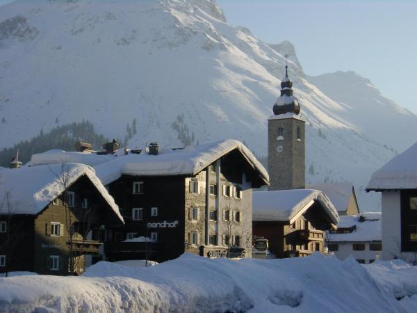 Fotos do Hotel: Hotel Sandhof, Lech am Arlberg