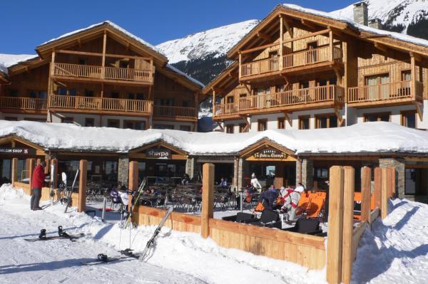 Hotel Pictures: Résidence Le Critérium, Lanslebourg-Mont-Cenis