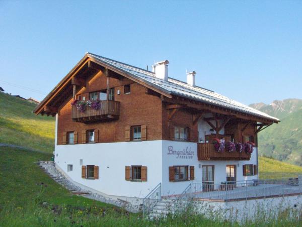 Foto Hotel: Pension Bergmähder, Lech am Arlberg