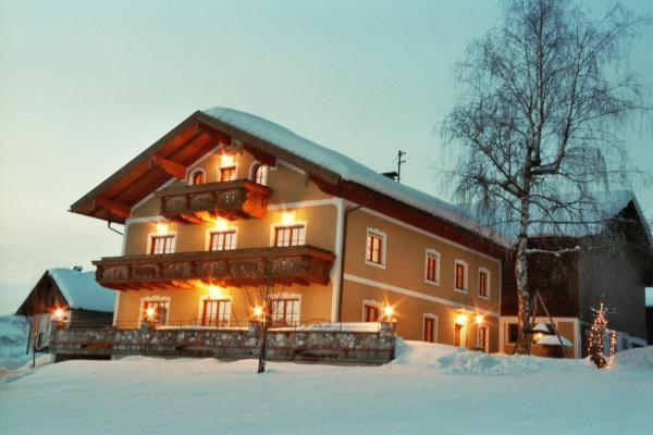 酒店图片: Sunnhof, Oberhofen am Irrsee