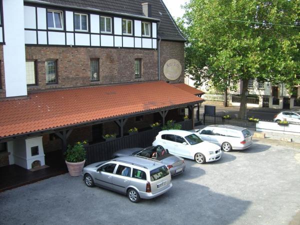 Hotelbilleder: Hotel Mitte Alte Süßwarenfabrik, Rheinbach