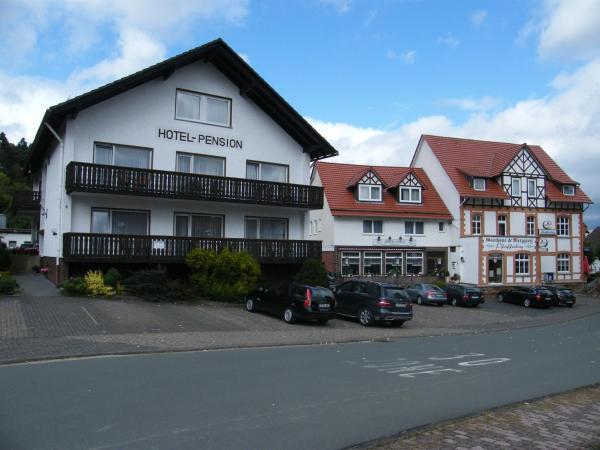 Hotelbilleder: Gasthaus Hotel Pfeifferling, Wolfhagen