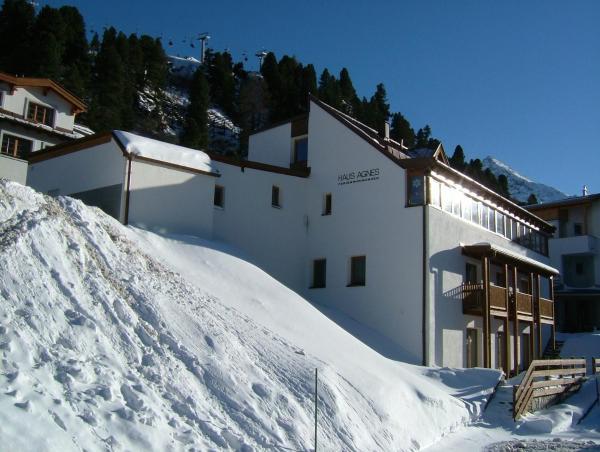 Φωτογραφίες: Haus Agnes, Obergurgl