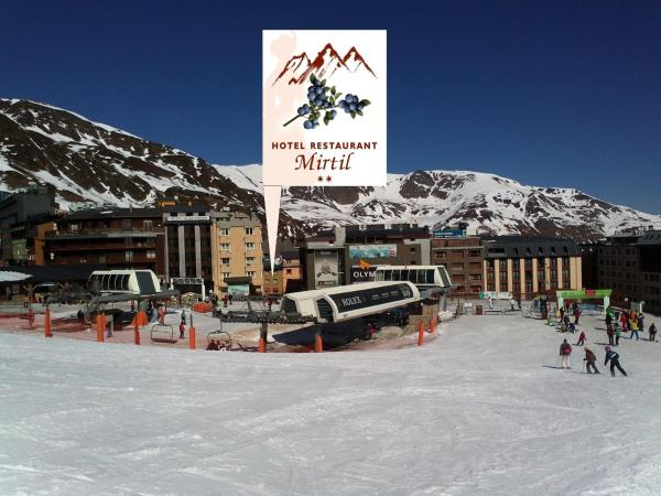 Zdjęcia hotelu: Hotel Mirtil, Pas de la Casa