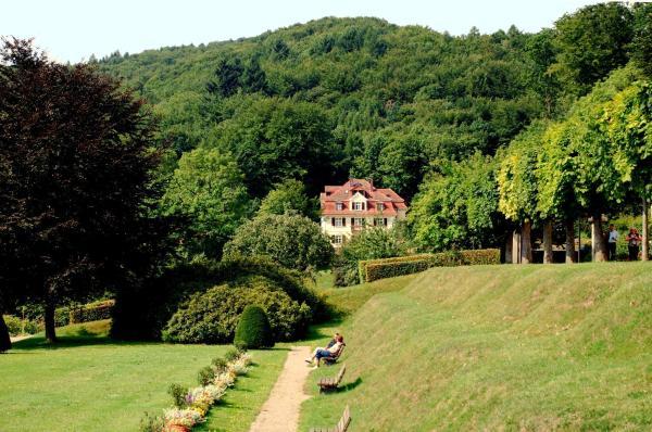 Hotel Pictures: Rhön Hotel Waldcafé St. Georg, Staatsbad Brückenau