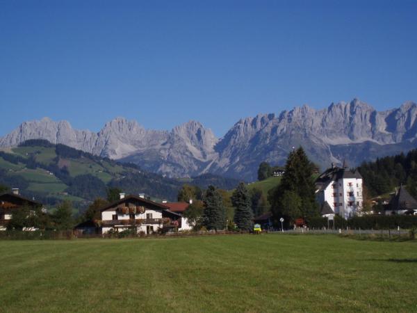 Hotellikuvia: Ferienwohnungen - Haus Zierl, Reith bei Kitzbühel