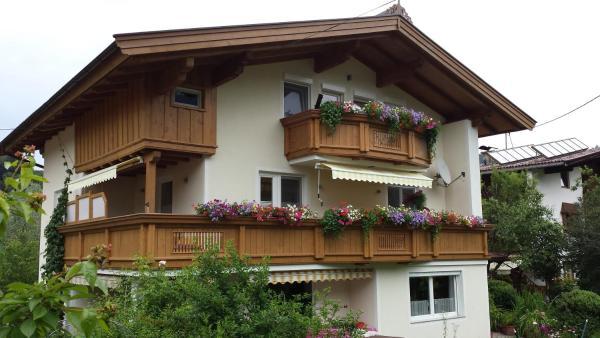 Hotelfoto's: Appartement Alpengruss, Niederau