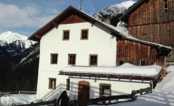 Fotos del hotel: Samnaunerhütte, Spiss