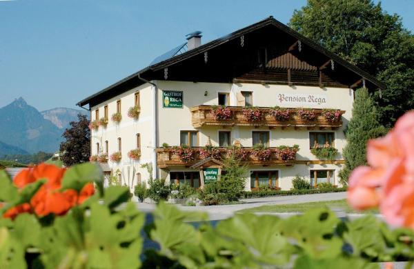 Fotos do Hotel: Gasthof Pension Rega, St. Wolfgang