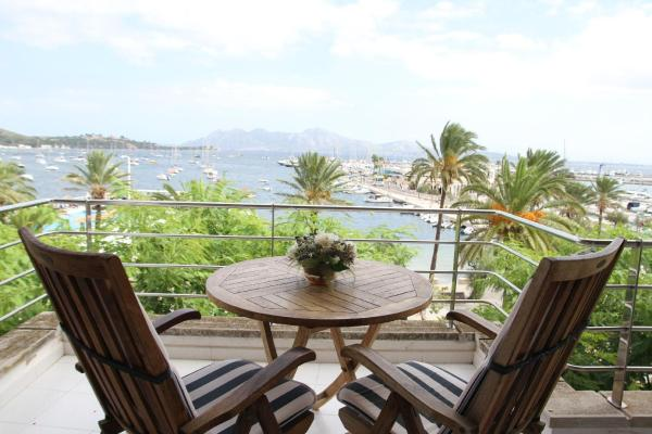 One-Bedroom Apartment with Sea View ( 2 Adults)