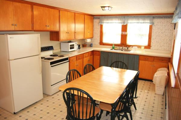 Two-Bedroom Apartment with kitchen