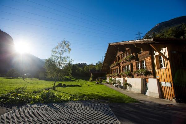 Hotel Pictures: Chalet Hasli, Innertkirchen