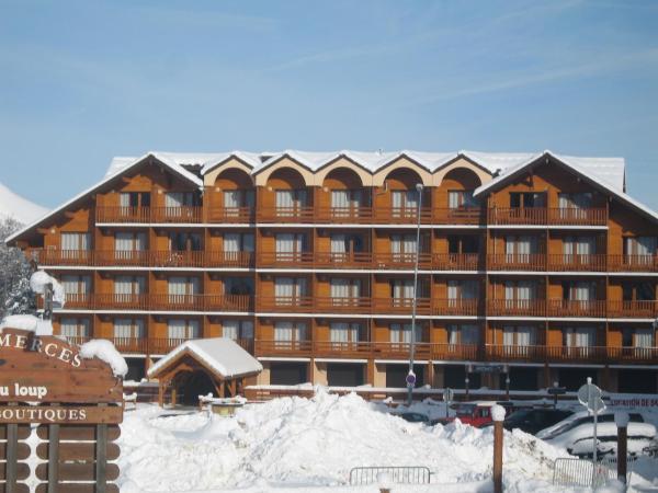 Hotel Pictures: L'Horizon Blanc, La Joue du Loup