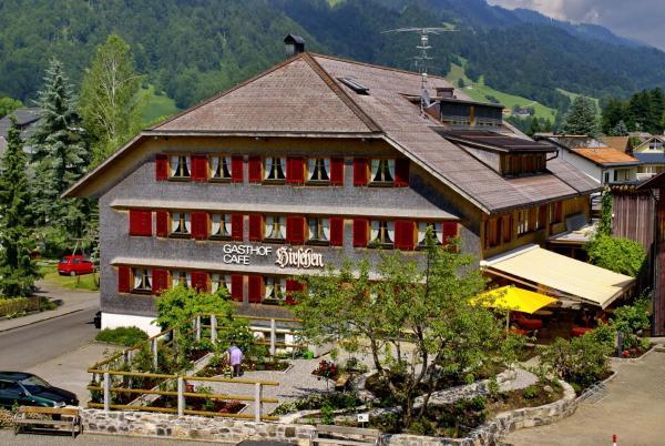 Hotelbilder: Landhotel Hirschen, Hittisau