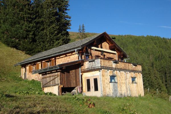 Fotografie hotelů: Turner-Hütte, Heiligenblut