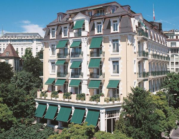 Hotel Pictures: Best Western Plus Hotel Mirabeau, Lausanne