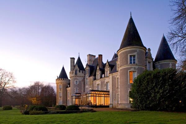 Hotel Pictures: , Courcelles-de-Touraine