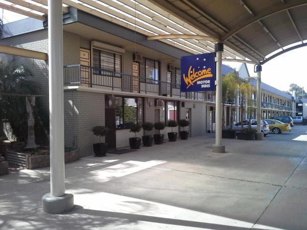 Fotografie hotelů: Jane Eliza Motor Inn, Swan Hill