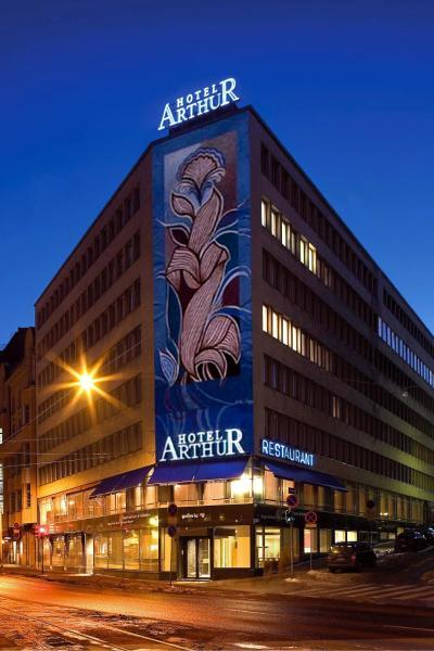 Hotellikuvia: Hotel Arthur, Helsinki