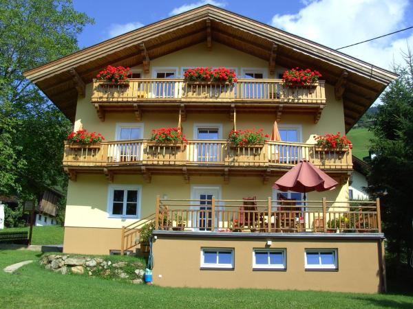 Fotografie hotelů: Appartements Haus Sieberer, Brixen im Thale