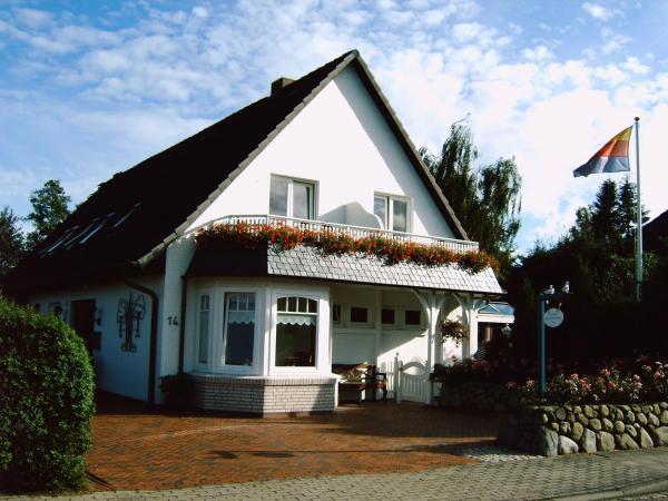 Hotelbilleder: Gästehaus Ziemann, Friedrichstadt