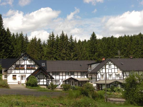 Hotelbilleder: Landhaus Zum Rothaarsteig, Erndtebrück