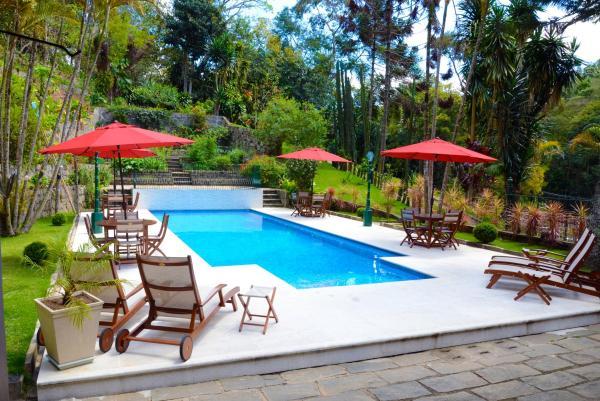 Hotel Pictures: Guitta Pousada, Itaipava