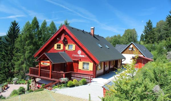 Hotel Pictures: Apartmány a Chalupa Tara, Albrechtice v Jizerských horách