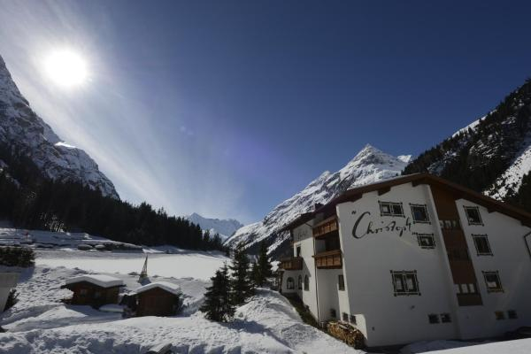Hotelbilleder: Aktiv Sporthotel Christoph, Sankt Leonhard im Pitztal