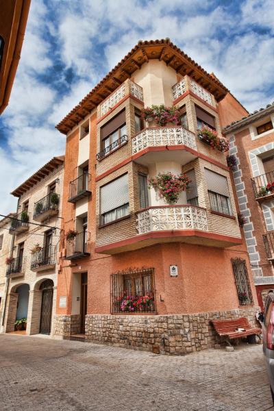 Hotel Pictures: , Vera de Moncayo