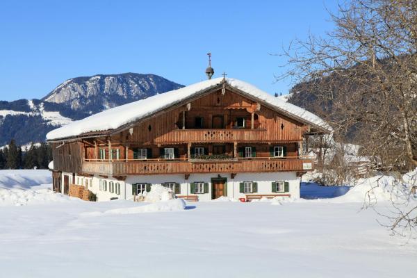 Zdjęcia hotelu: Ferienhaus Hinterebenhub, Hopfgarten im Brixental