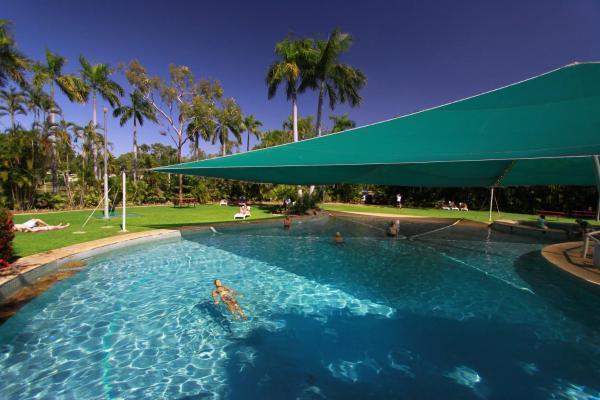 ホテル写真: Kakadu Lodge, ジャバルー