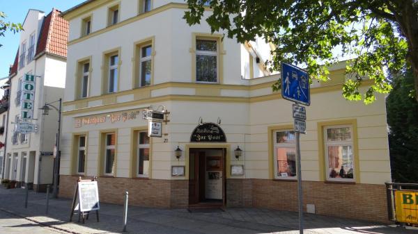 """Hotel Pictures: Hotel """"Zur Post"""", Spremberg"""