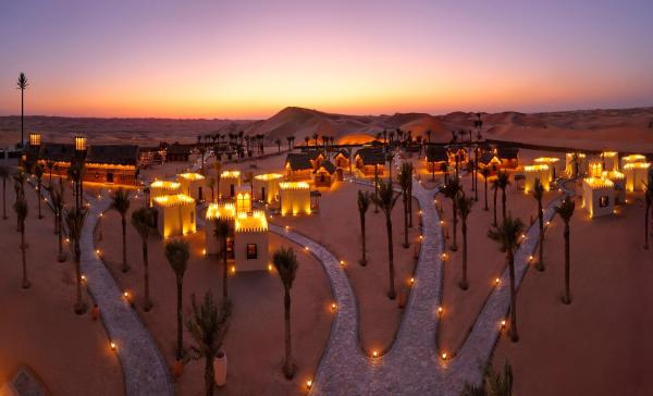 Foto Hotel: Arabian Nights Village, Al Khaznah