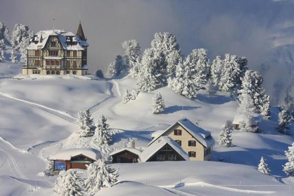 Hotel Pictures: Berghotel Riederfurka, Riederalp
