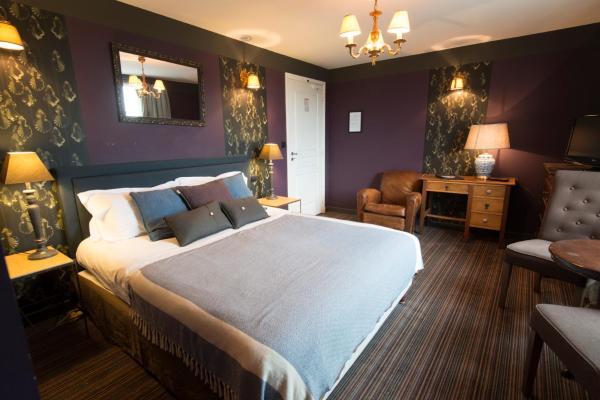 Hotel Pictures: La Marine de Loire Hôtel & Spa, Montsoreau