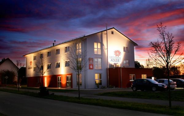 Hotel Pictures: Gästehaus Adler, Biberach an der Riß