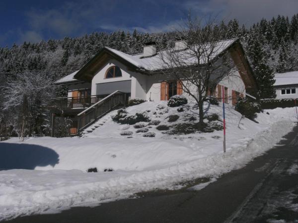 Fotos do Hotel: Ferienwohnung Da Rugna, Hermagor