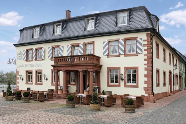 Hotel Pictures: Jagdhotel Rose, Miltenberg