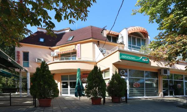 酒店图片: Acropolis Hotel, Pazardzhik