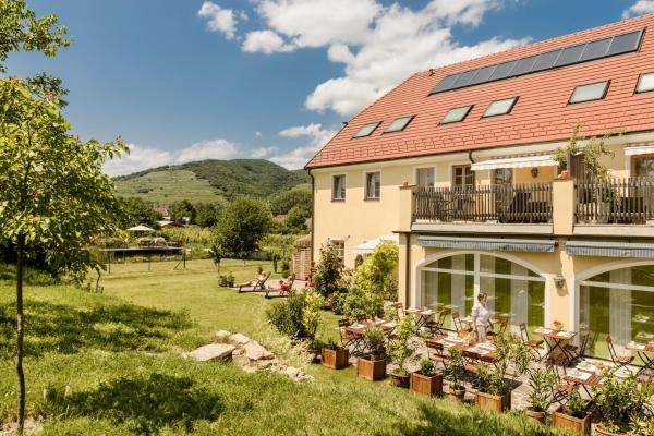 酒店图片: ad vineas Gästehaus Nikolaihof-Hotel Garni, 施蒂利亚州毛特恩