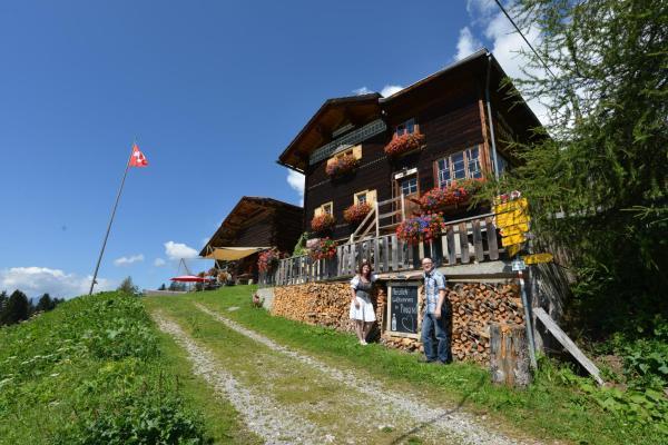 Hotel Pictures: Berggasthaus Pirigen, Langwies